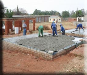 Ebs projects for Building a house from the ground up cost